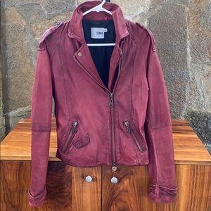 Doma Leather Jacket